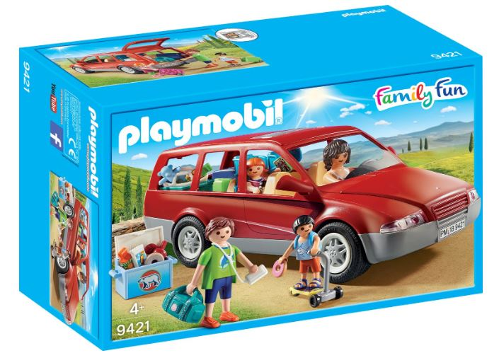 comprar coche familiar playmobil